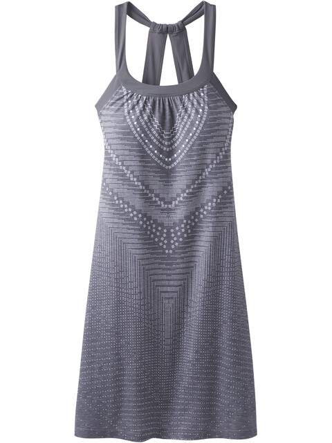 Prana W's Cantine Dress Charcoal Synergy